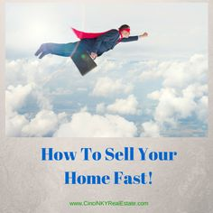 Selling a home fast when you have to move because of a variety of situations can be done.  This article details how you can sell your home fast and what options you may have.