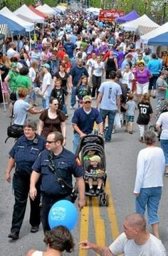 Taste of the mountains main street festival in madison for St augustine arts and crafts festival 2017