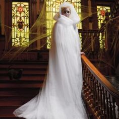 Martha Stewart ghost costume from Grand in Road