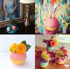 Lovely Vases - Oh Joy for Target on Instagram