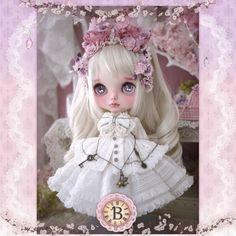 **B'cherry** カスタムブライス *.。桜 アリス .... - ヤフオク!