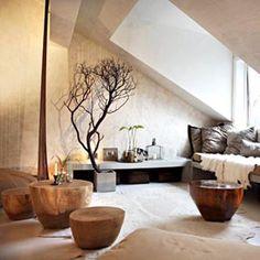 WABI SABI Scandinavia - Design, Art and DIY.: A Cosy Corner for Relaxation
