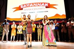 The Limkokwing community celebrated various African cultures and heritage during an event titled 'Savannah Shakedown', held at the University's Hall of Fame.