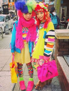 """meronpan-fashion: """" Yoshida & Kurebayashi """""""