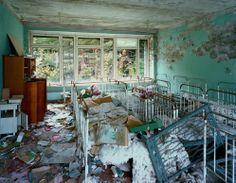 Chernobyl and Pripyat by Robert Polidori
