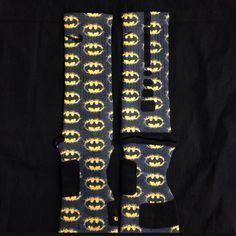 batman Custom Nike Elite Socks · Sock Insanity · Online Store Powered by Storenvy