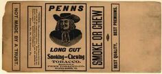 Penns Tobacco Co.'s Penns Long Cut Smoking, Chewing tobacco – Penns Long Cut