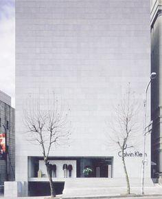 John Pawson for Calvin Klein, London