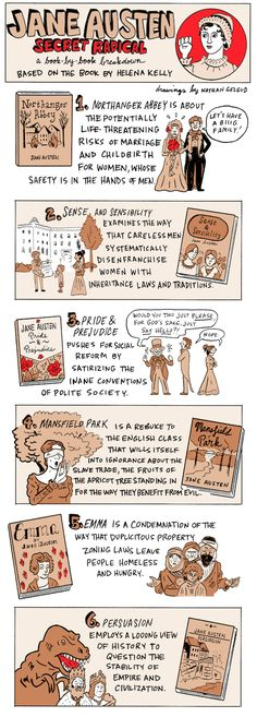 We don't give Jane Austen enough credit for the radical ideas present in her books. In this book-by-book breakdown, we take Austen for the radical she was.