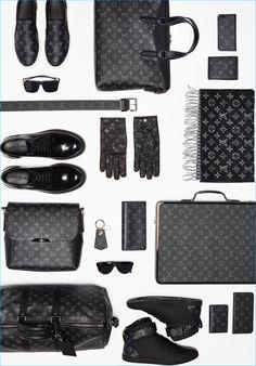 Louis Vuitton Monogram Eclipse Collection