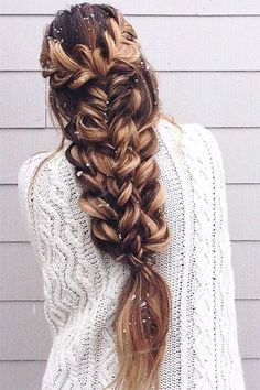Winter Hairstyle