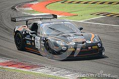 Solaris Motorsport Chevrolet Corvette GT3 Italian GT 2015 at Monza