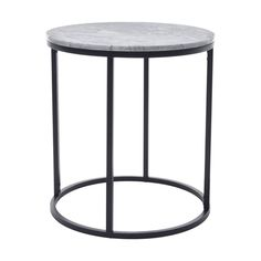 Round Marble Side Table Timeless Classic Set Of 2 Nightstand Bedside Furniture Round Nightstand, Marble Nightstand, Bedside Tables, Side Table Styling, Lato Font, Round Side Table, Marble Print, Home Decor Bedroom, Bedroom Ideas