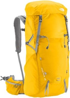 The North Face Casimir 36 Backpacking Pack #outdoors #camping #adventure  #hiking #