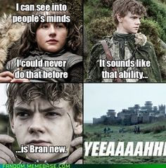 Game of thrones punny