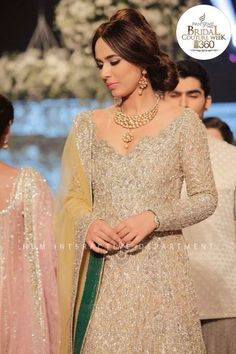Ayaan Ali The 20 Best Wedding Dresses from the PBCW 2014 Pakistan Pakistani Wedding Outfits, Pakistani Bridal Wear, Best Wedding Dresses, Bridal Outfits, Pakistani Dresses, Indian Dresses, Bridal Dresses, Pakistani Couture, Indian Suits
