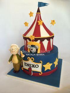 El circo de miliki- cake circus