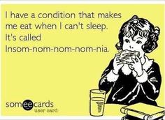 Insomnia not funny if you really know me;) Cant Sleep Quotes Funny, Funny Quotes, Life Quotes, Fun Words To Say, Cool Words, Insomnia Funny, I Cant Sleep, Life Humor, Just Kidding