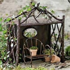 Mini Wildewood Pavillion