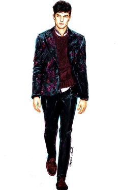 GUCCI Illustration by FIRDAUS AHMED