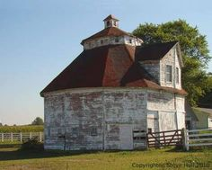 Another wonderful old barn in Shelby County,Indiana