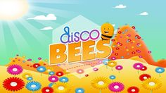 """Disco Bees is a match three game. And that would be pretty much all there is to it were it not for the amount of puns per second that it delivers. """"Unbeelievable"""".  #bees #puzzle #free #mobile #game #review #iOS #Android"""