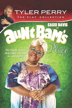 Tyler Perry's Aunt Bam's Place - Tyler Perry |...: Tyler Perry's Aunt Bam's Place - Tyler Perry | Comedy |531008966 #Comedy