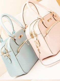 2013 Summer European style solid color double space D generous fashion brand handbag shoulder diagonal - ZZKKO http://zzkko.com/n133678 $ 26.05