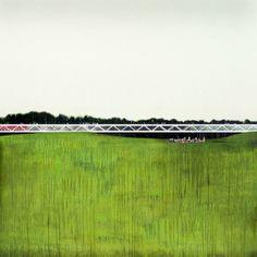 "onsomething:  Dogma + Andrea Branzi + Favero & Milan | ""Ramones"" Proposal for Taichung Gateway Park, 2011 Taiwan."