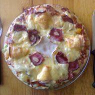 Fotografie receptu: Domácí pizza