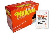 Milkman Low Fat Instant Dry Powdered Milk - 12 Quarts Oz) *** Discover this special deal, click the image : baking desserts recipes Baking Desserts, No Bake Desserts, Dessert Recipes, Powdered Milk, Program Design, Baking Ingredients, Milkshake, Advertising, Desert Recipes