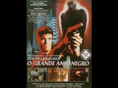 Filme O Grande Anjo Negro (Dark Angel / I Come in Peace) 1990 {Dublado}