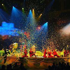 Just no other words than Fn good #experience #wow #cirquedusoleil #circus #london #royalalbert