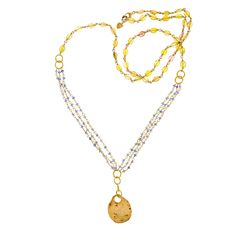 First Rain Necklace - Solstice - Collections - Jewelry