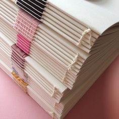 Simple & beautiful handmade books