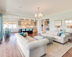 House of Turquoise: WeldenField and Rowe Custom Homes
