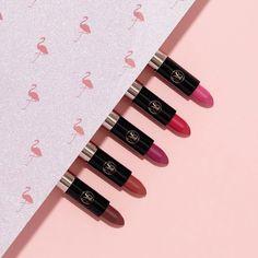 Matte Lipsticks  Brandy Rosewood Plumeria Ruby Stargazer  #abh