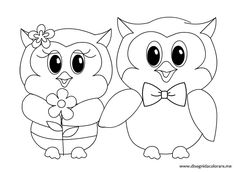 owls coloring page                                                                                                                                                                                 More