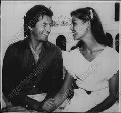 1984 Princess Caroline of Monaco & Phillippe Junot