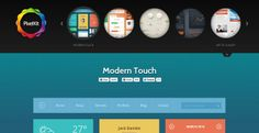 15 Free UI Kits for Web Designers