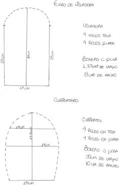 Resultado de imagen para patrones forro de licuadora Kitchen Cheat Sheets, Washing Machine Cover, Appliance Covers, Kitchen Words, French Country Style, Love Sewing, Diy Home Crafts, Holidays And Events, Dressmaking