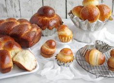 Want to make doughnuts, dinner rolls, Danishes, and more? Start with basic brioche. - The Boston Globe