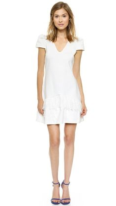 Chalk Rider Fringe Dress