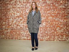 Made By Meg: Freemantle Cocoon Coat