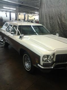'72 Oldsmobile Custom Cruiser