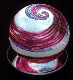 Forget Coffins! This Company Will Swirl You Into Beautiful Glass Creations When You Die!    A COMPANY BASED OUT OF SEATTLE 'ARTFUL ASHES,' IS HELPING PEOPLE WHO ARE SUFFERING FROM LOSING THEIR LOVED ONES WHO PASSED AWAY