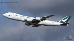 Toutes les tailles | Cathay Pacific Airways Cargo / Boeing 747-867F / B-LJN | Flickr : partage de photos !
