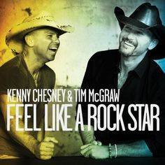 """Behind The Scenes Of Kenny Chesney's """"Feel Like A Rockstar"""" Video With Tim McGraw"""