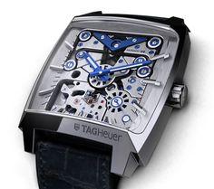 TAG Heuer V4 Belt Drive Watch