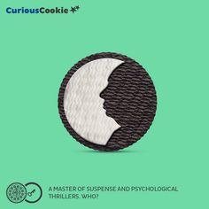 Twist, Lick, Dunk . . . Twist. #CuriousCookie #Bigwig